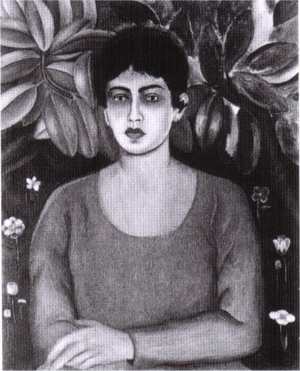 Portrait of Lupe Marin, 1929 - by Frida Kahlo